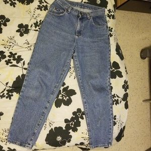 Vintage Lee high waisted Jean's